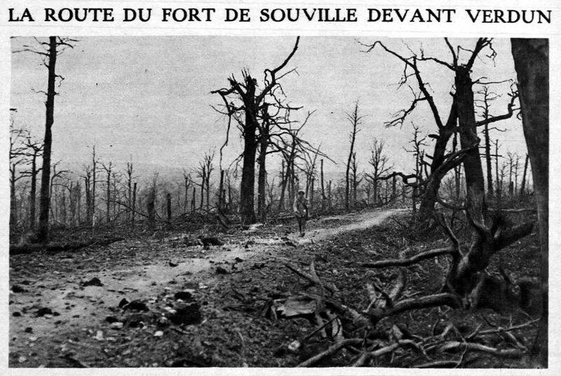 Route de Souville