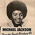 Quand michael jackson et les jackson 5 reprenaient des titres de la comédie musicale pippin