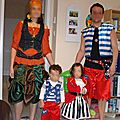 Famille pirate...
