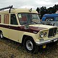 Kaiser jeep ambulance, 1963 à 1969