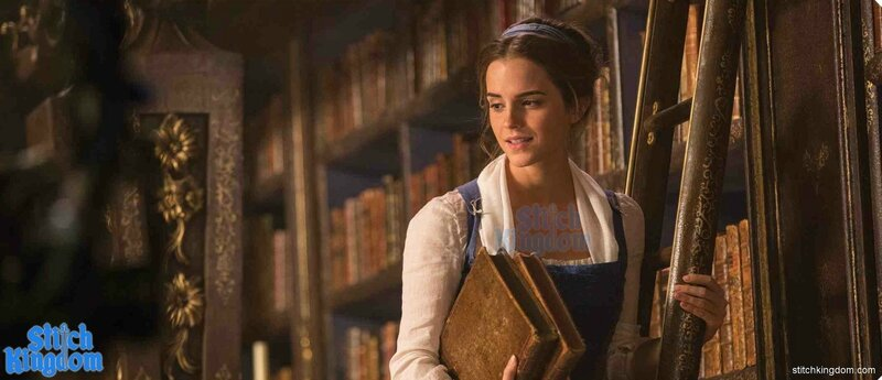 Emma Watson_Beauty and the Beast movie