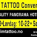 Trondheim tattoo convention actions 27awesome 2 à 4 septembre 2016