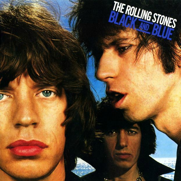 Quot Black And Blue Quot The Rolling Stones Rock Fever