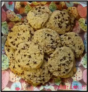 Cookies Valrhona 6