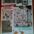 Ouvrages broderie n° 39