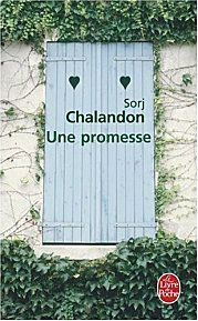 Une-promesse---Sorj-Chalandon