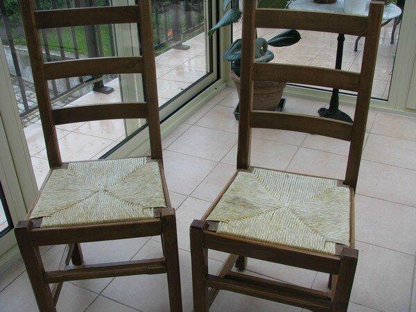 chaise et fauteuil (2)