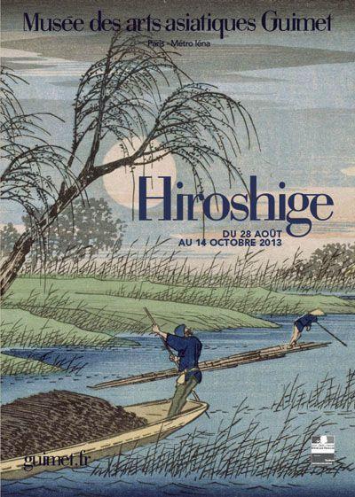 afficheexpohiroshige