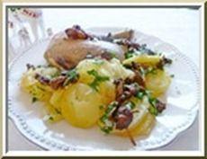 0257 - pommes de terre aux champignons