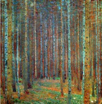 Tannenwald Pine Forest, 1902