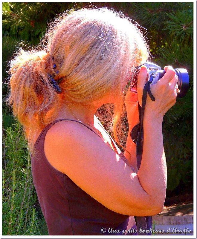 Reportage au jardin (1)