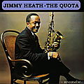 Jimmy Heath - 1961 - The Quota (Riverside)
