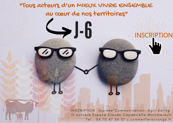 J-6 #MOBILISATION @Dfam03allier vous donne la parole ! Inscriptions jusqu'au 12 octobre Merci à tous nos partenaires !
