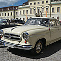 Borgward isabella berline 1960