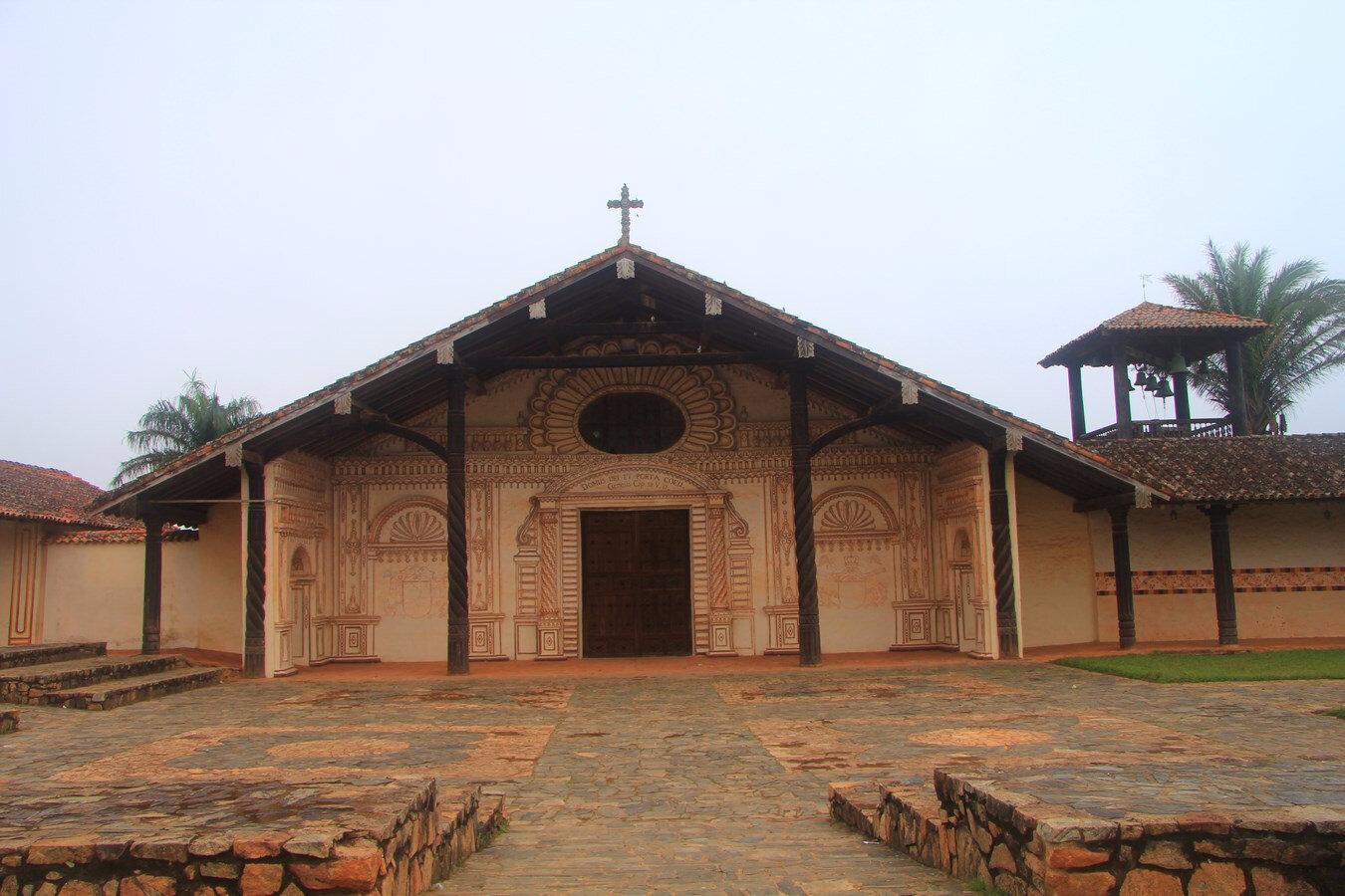 Les Missions Jésuite