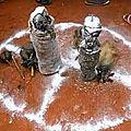 Le rituel intitulé l'élu du ciel du maître marabout papa gogovi