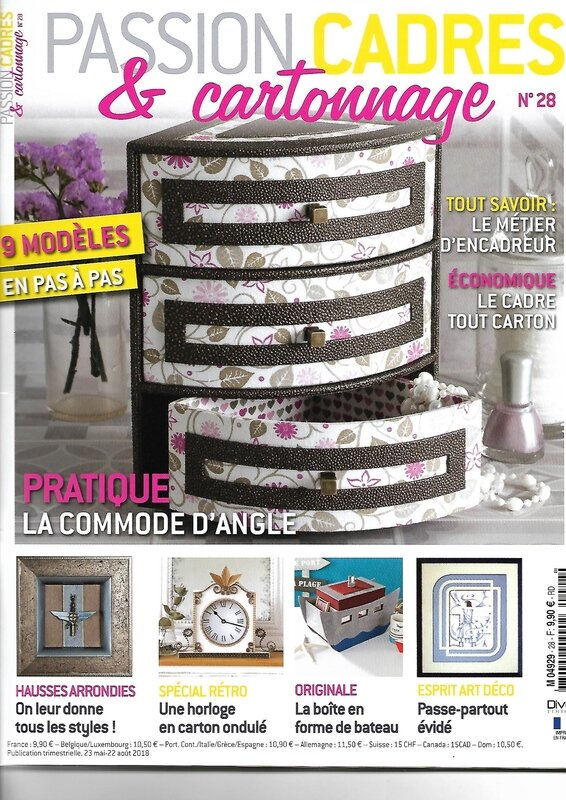 couverture n°28