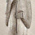 Picasso et le sculpteur yaka
