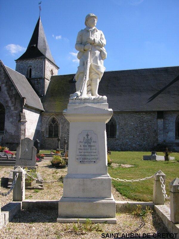 Saint Aubin de Crétot
