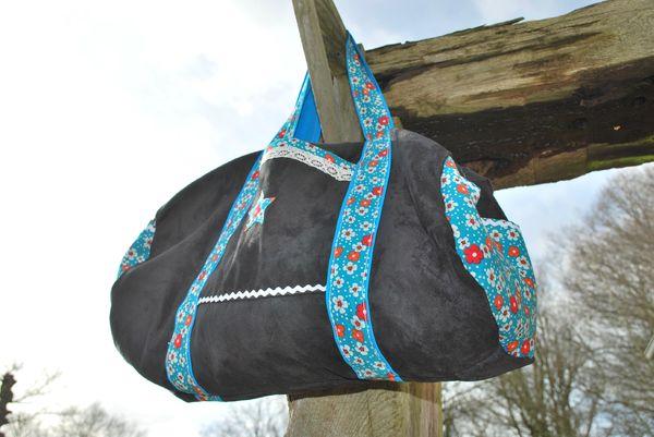 robe tablier sac 046