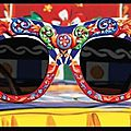 Sicilian carretto - one of kind - lunettes solaires - dolce & gabbana