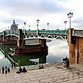 Marches et pont Saint-Pierre