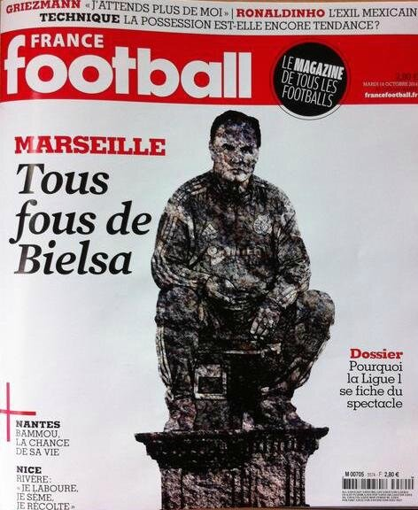 Une France Football 14 octobre