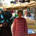 Le Caire, un souk, une ville énorme, bouillonnante, mais où on se sent bien, en sécurité