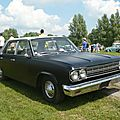 Amc rambler 4door sedan 1966