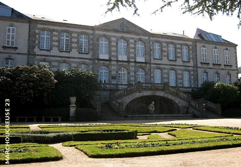 Gueret-Chateau de la Senatorerie