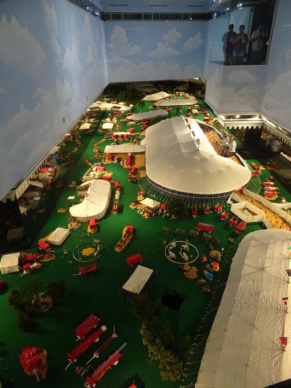 15c Maquette Musée Ringling