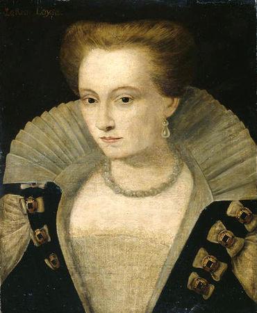 Louise de Lorraine-Vaudémont, musée du Louvre