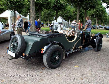 Jaguar open tourer hooper de 1952 (9ème Classic Gala de Schwetzingen 2011) 02