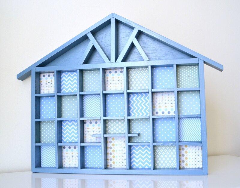 maison vitrine bleue 1