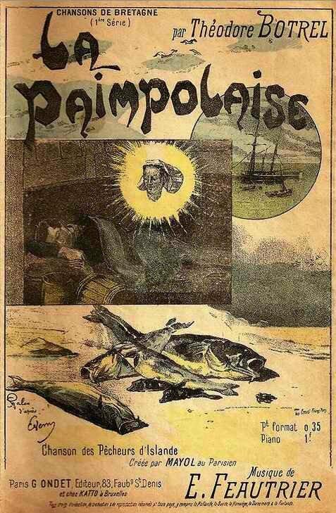 Botrel Paimpolaise