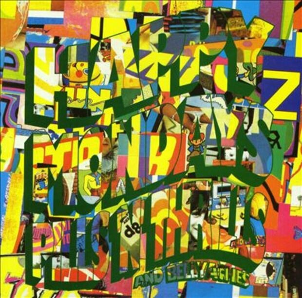 Happy Mondays album Pills 'n' Thrills and Bellyaches Kinky Afro 1990 Elektra Records