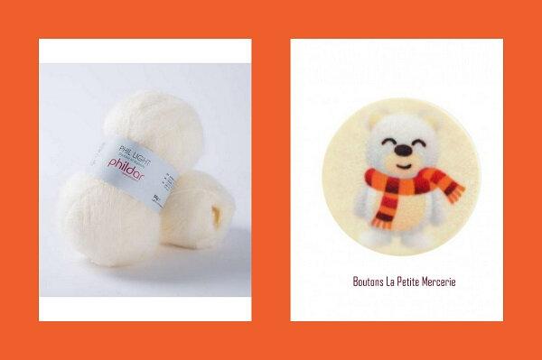 laine boutons B dec 2018