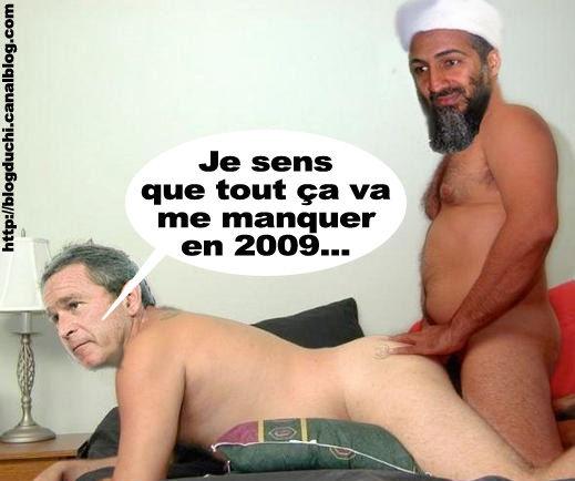Bush OBL