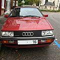 Audi coupé quattro mk ii (1985-1988)