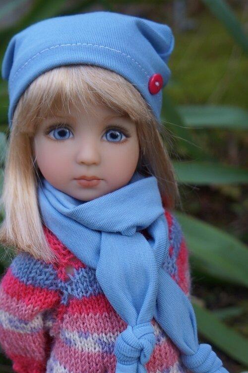 L'hiver de mes Little Darling , Heidi # 4 de Géri Uribe