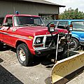 Ford bronco custom-1978