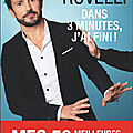 Willy Rovelli - Dans 3 minutes, j'ai fini !