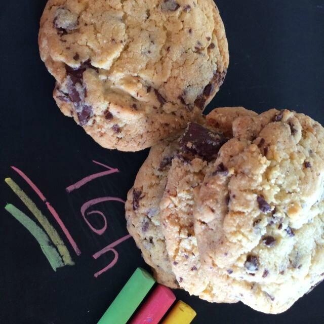 Cookies aux pépites de chocolat de Mimi la Ritale