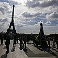 22/09/2012 - Flash Mob place du Trocadéro (11h30)
