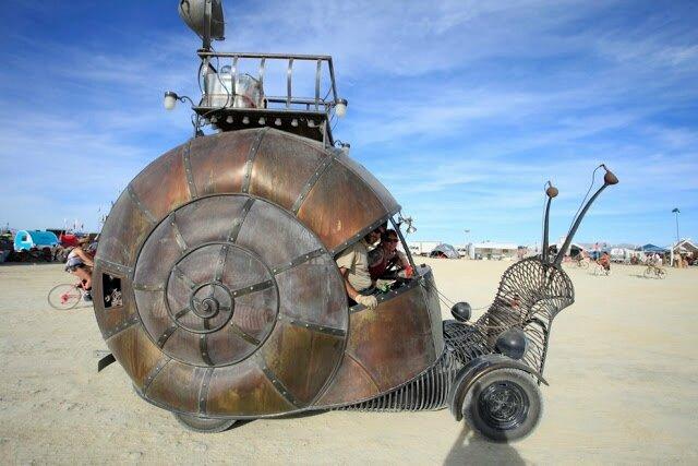 escargot roulant yurtao