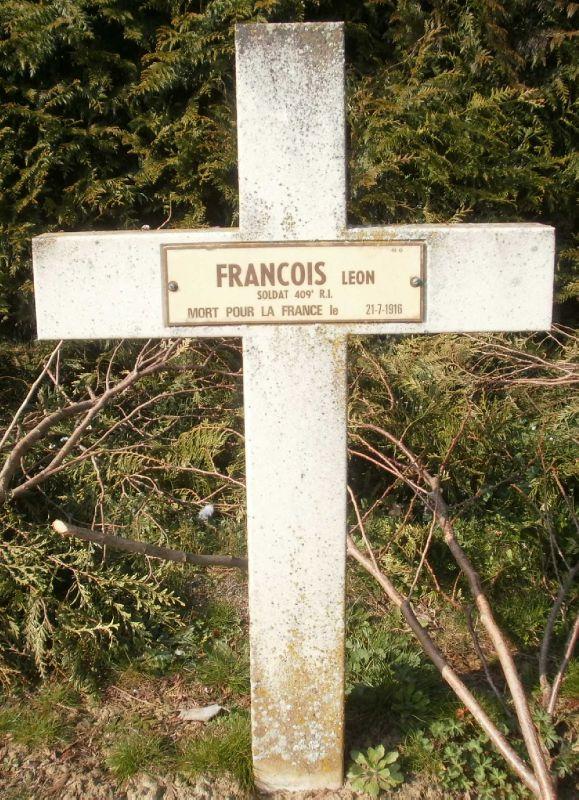 FRANCOIS Léon