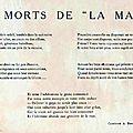 Ceux de la marne, 1914