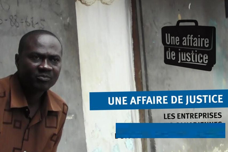 affaire de justice PARIS