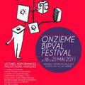 Programme 11ème bipval festival : 16 au 21 mai 2011