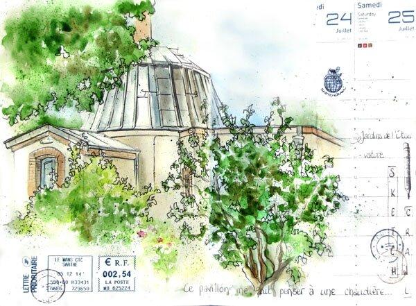 Toulouse : l'observatoire de Jolimont
